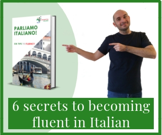 Becoming fluent in Italian