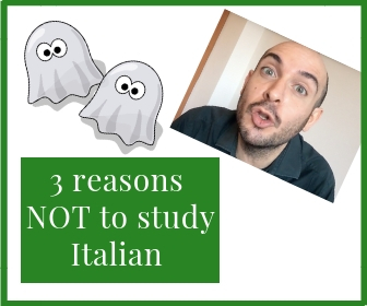 reasons to study Italian